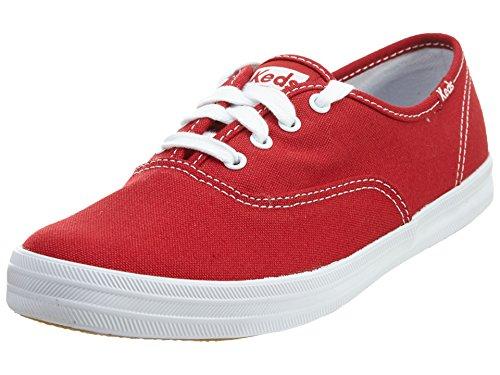 Keds Champion CVO, Zapatillas para Mujer, Rojo (Rosso), 42 EU