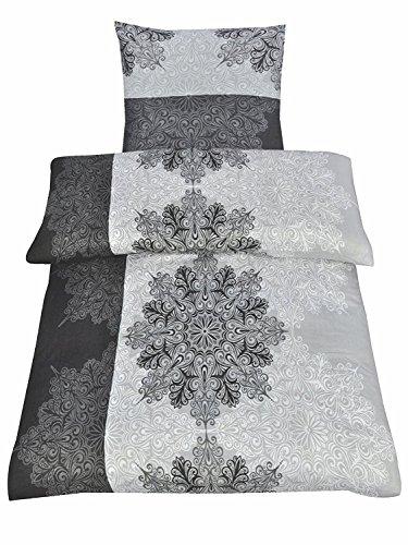 Winter Bettwäsche Flausch Fleece Mirco in 3 Größen, 135x200 + 80x80