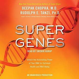 Couverture de Super Genes