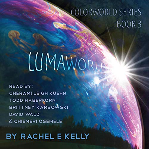 Lumaworld  By  cover art