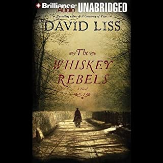 The Whiskey Rebels cover art