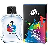 adidas(アディダス) アディダス チームファイブ EDT 100ml(並行輸入品) アロマティック・フゼア