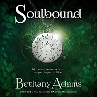 Soulbound     The Return of the Elves Series, Book 1              By:                                                                                                                                 Bethany Adams                               Narrated by:                                                                                                                                 Gabrielle de Cuir,                                                                                        Stefan Rudnicki                      Length: 10 hrs and 56 mins     6 ratings     Overall 4.2