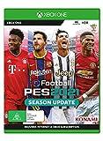 Efootball Pro Evolution Soccer (PES) 2021 Season Update - Xbox One [Edizione: Regno Unito]
