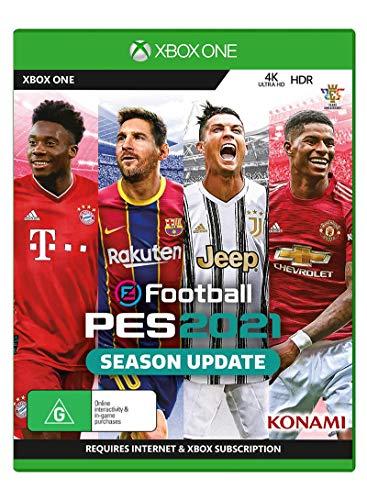 Efootball Pes 2021 Season Update - Xbox One - Lingua italiana