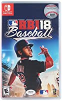 RBI 18 Baseball - Nintendo Switch