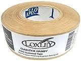Loxley - Papel Kraft (36 mm de Ancho, 200 m), Color marrón