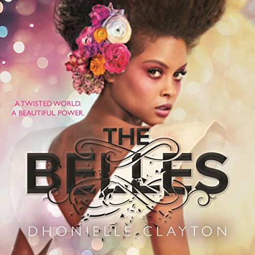 The Belles audiobook cover art