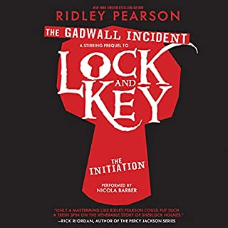 Lock and Key: The Gadwall Incident audiobook cover art