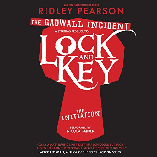 Lock and Key: The Gadwall Incident                   De :                                                                                                                                 Ridley Pearson                               Lu par :                                                                                                                                 Nicola Barber                      Durée : 1 h et 53 min     Pas de notations     Global 0,0