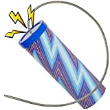 ArtCreativity Thunder Can Tube, Noise Maker Toy for Kids, Noisemakers for Sports Events and Parties, Best Birthday Gift and Classroom Teacher Reward, Shake to Produce Cool Thunder Sounds