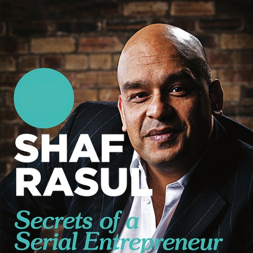 Secrets of a Serial Entrepreneur audiobook cover art