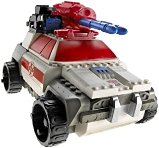 TRANSFORMERS ARMADA BUILT TO RULE 7057 RED ALERT WITH LONGARM MINI-CON