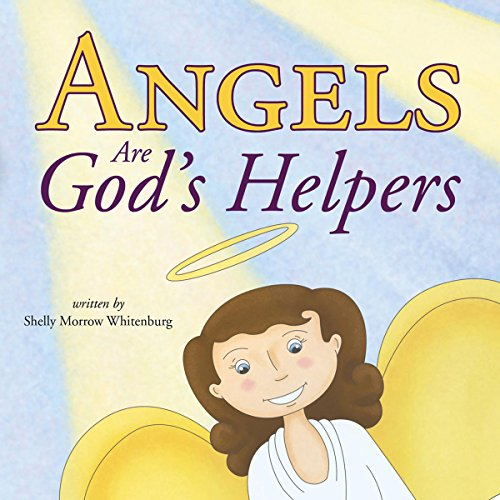 Angels Are God's Helpers audiobook cover art