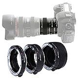 10 Best Lens Extension Tubes