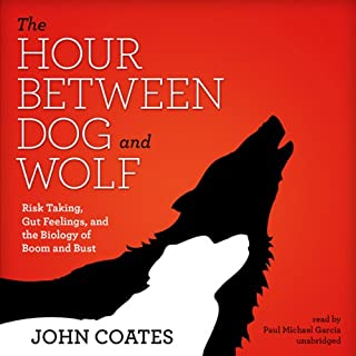 The Hour Between Dog and Wolf audiobook cover art