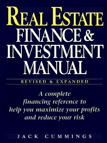 Real Estate Finance and Investment Manual