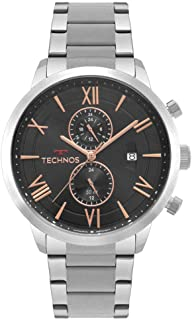 Relógio Technos Masculino GrandTech JP11AB/1P