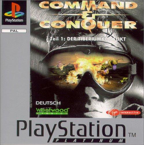 Command & Conquer 1 - Tiberiumkonflikt