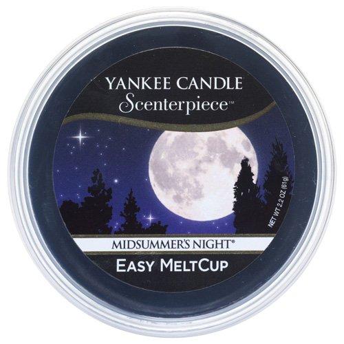 Yankee Candle Scenterpiece Melt Cups, Notte di Mezza Estate