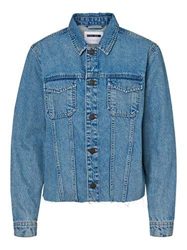 Noisy may Female Jacke Jeans XSLight Blue Denim