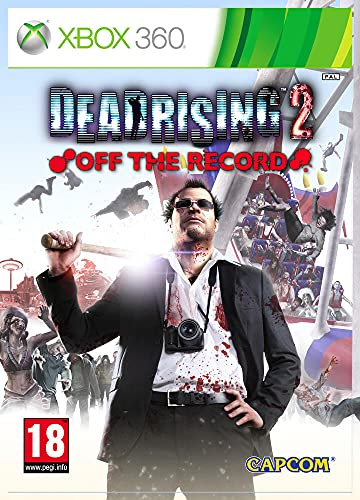 Capcom Dead Rising 2, Xbox 360 - Juego (Xbox 360, Xbox 360, Acción, SO (Sólo Adultos), Xbox 360)