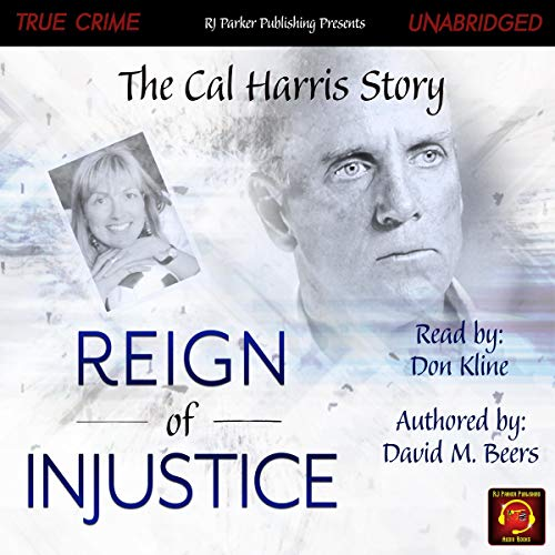 Reign of Injustice audiobook cover art