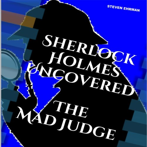 The Mad Judge audiobook cover art