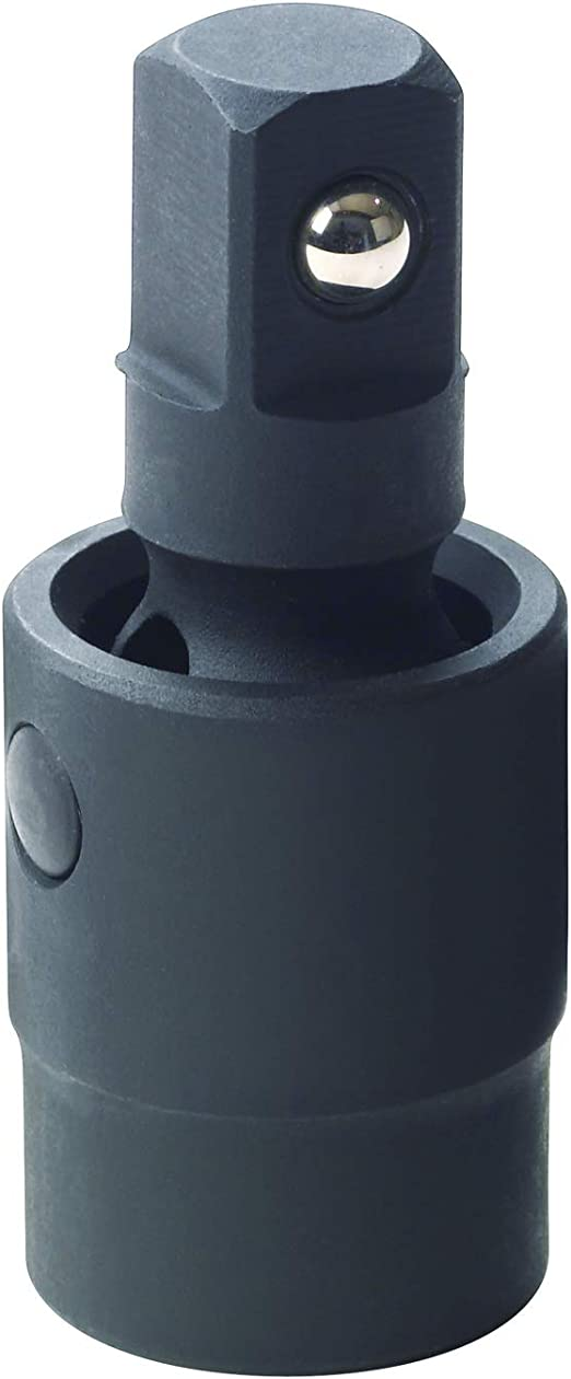 """3//8/"""" Inch Dr Drive Spring Back Universal Joint Wobble"""