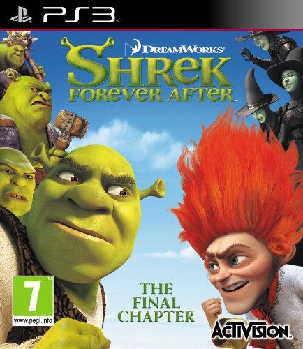 Shrek Forever After (PS3) [Importación inglesa]