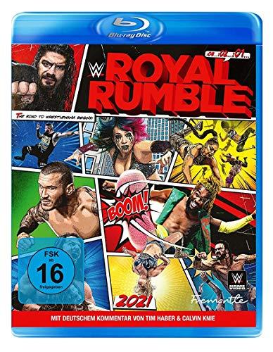 WWE - Royal Rumble 2021 [Blu-ray]