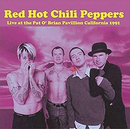 Live At The Pat O'Brian Pavilion California 1991 - Fm Broadcast