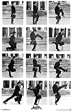 Close Up Monty Python Silly Walks Poster (55,5cm x 86,5cm)