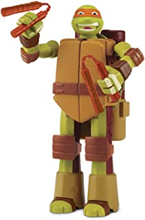 Michaelangelo NINJA Gear aumento delle Tartarughe Ninja Teenage Mutant Ninja Turtles Playset