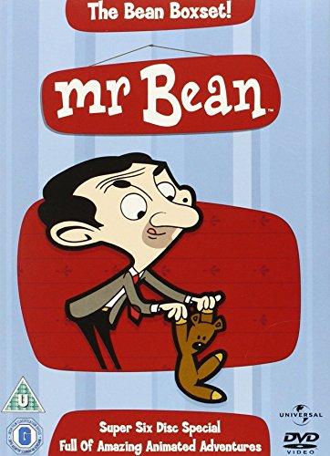 Mr Bean Animated Vol 1 6 [Edizione: Regno Unito] [Reino Unido] [DVD]