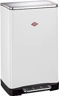 Wesco Big Double Boy 381411-6201Waste Bin 41x 35x 65cm–2x 18L–White