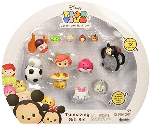 Tsum Tsum Disney Juego de 12 Cifras de Regalo