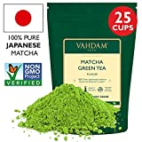 Matcha Green Tea Powder SUPERFOOD (25 Servings, 50g ) 100% Pure Authentic Japanese