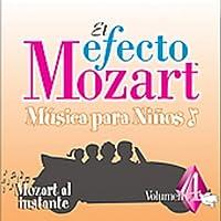 Efecto Mozart: Musica Para Ninos 4