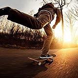 Zoom IMG-1 lbymyb skateboarding junior principianti avanzato