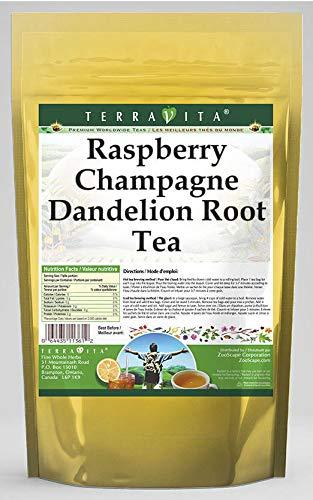 Raspberry Save Max 53% OFF money Champagne Dandelion Root Tea ZIN: bags 50 tea 563539