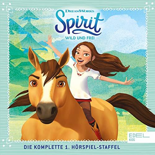 Spirit: wild und frei - Staffel-Box (1-26) - Die Original-Hörspiele zur TV-Serie