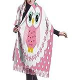 Bufanda de lunares rosa Bufanda de mujer Bufandas ligeras y