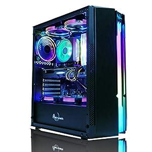 ASTROMEDA SIRIUS 3月特選モデル【Ryzen7-3700X/Geforce-RTX2070super/RGBメモリ16GB/SSD240GB/HDD1TB/Widows10Home 64bit/600W/黒ケース/wifi&Bluetooth】ゲーミングデスクトップパソコンv002