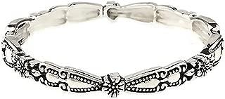antique silver spoon bracelets