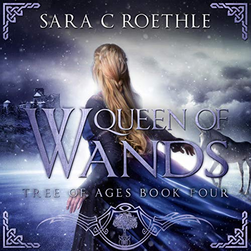 Queen of Wands Audiobook By Sara C. Roethle cover art