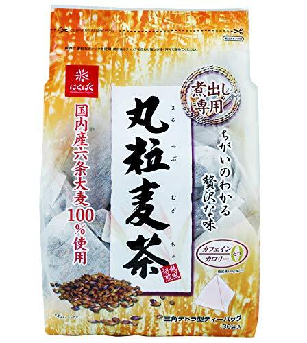 はくばく丸粒麦茶30g×30袋