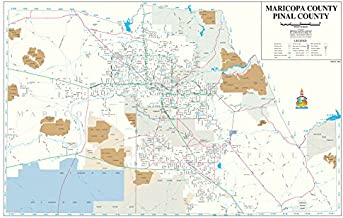 Best pinal county map book Reviews