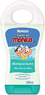 Shampoo Infantil Huggies Extra Suave, 200ml