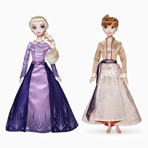 Disney Original Eiskönigin 2 - Anna und ELSA - Puppenset